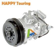 Compresor para Toyota Yaris 2007 2011, 1.5L, 4cyl, Denso A/C, 5SE11C, 4711622, 2008 2012, para Toyota yaris ac compresor