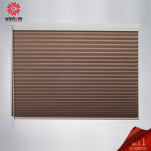 Индивидуальные сотовые жалюзи pull push control cellular shade