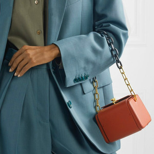 Image 2 - [BXX] Quality PU Leather Crossbody Bags For Women 2020 Box Shaped Shoulder Messenger Bag Lady Travel Handbags and Purses HJ716
