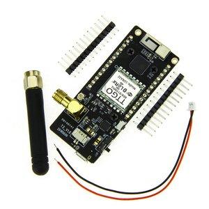 ESP32 LoRa32 V2.1 1,6 версия 433/868/915 МГц LoRa ESP-32 SX1276 ESP32 Oled-дисплей BT беспроводной WIFI Lora макетная плата