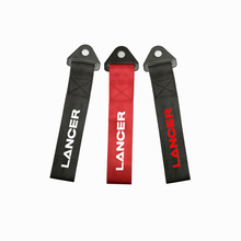 Towing Rope Bumper Trailer Nylon Tow Ropes For Mitsubishi Lancer