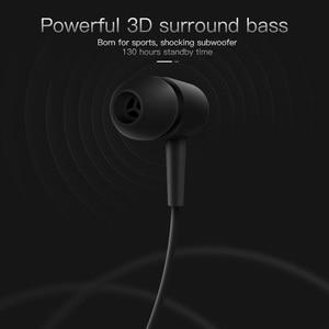 Image 5 - Kuulaa bluetooth fone de ouvido sem fio em orelha neckband esportes fone de ouvido handsfree earbud bluetooth 5.0 para telefone celular fone de ouvido