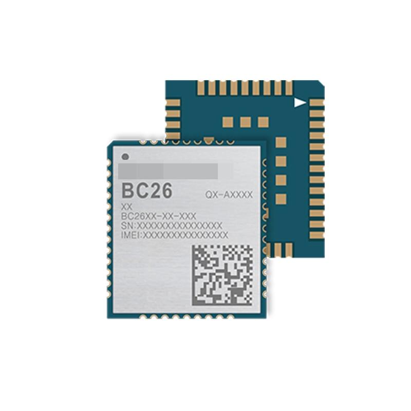 LTE BC26 LPWA Module BC26NB-04-STD Cat NB1 / Cat NB2  Wireless Moule B1/B2/B3/B4/B5/B8/B12/B13/B17/B18/B19/B20/B25/B26/B28/B66