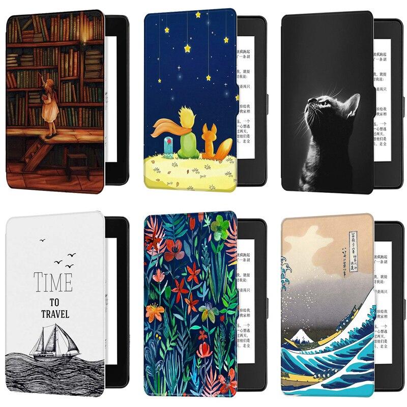 Чехол для Kindle Paperwhite 4/3/2/1 (выпуск 2012/2013/2015/2017/2018) Kindle 10 поколения-выпуск 2019 kindle oasis 2/3 (2017/2019)