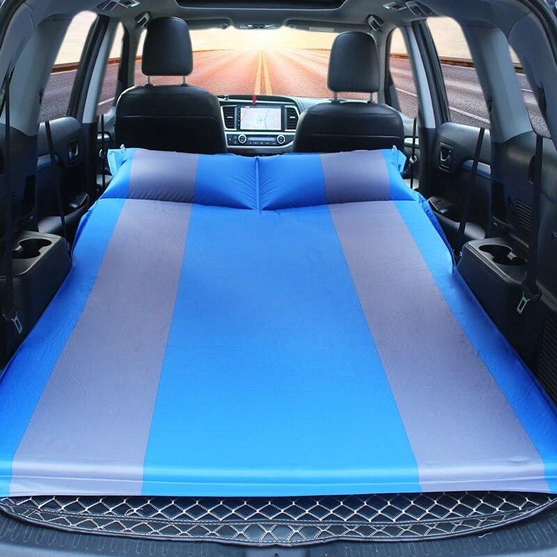 Надувная кровать в автомобиль