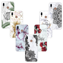 Witte Zachte TPU Case Voor Huawei Honor Mate 20 10 30 P30 P10 P20 Pro Lite 2017 P Smart 2019 9X 7A 8X 10i 20i 10 20 Lite Case Cover(China)