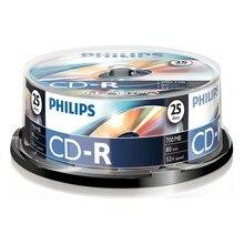 CD-R Philips Rohlinge 700 MB Data/ 80 Min (52 pcs) (Refurbished A)