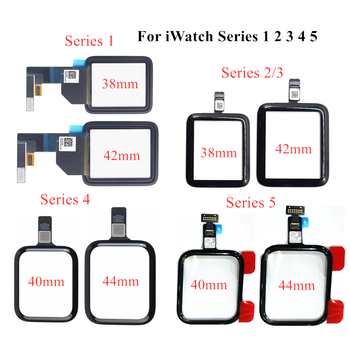 Grade AAA Touch Screen Digitizer for Apple Watch Series 1 2 3 S4 S5 38mm 40mm 42mm Touch Screen Glass Sensor Replacement Parts image