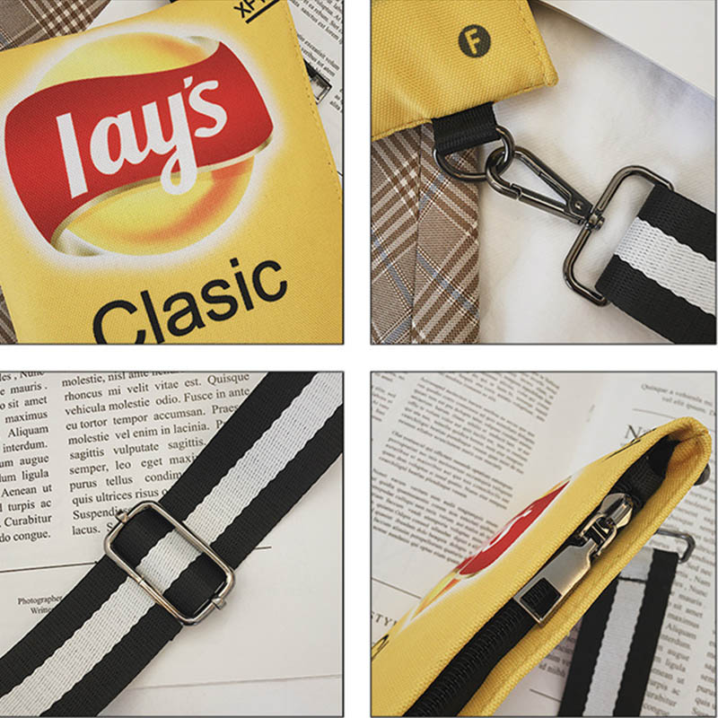 Potato Chips Handbag 5