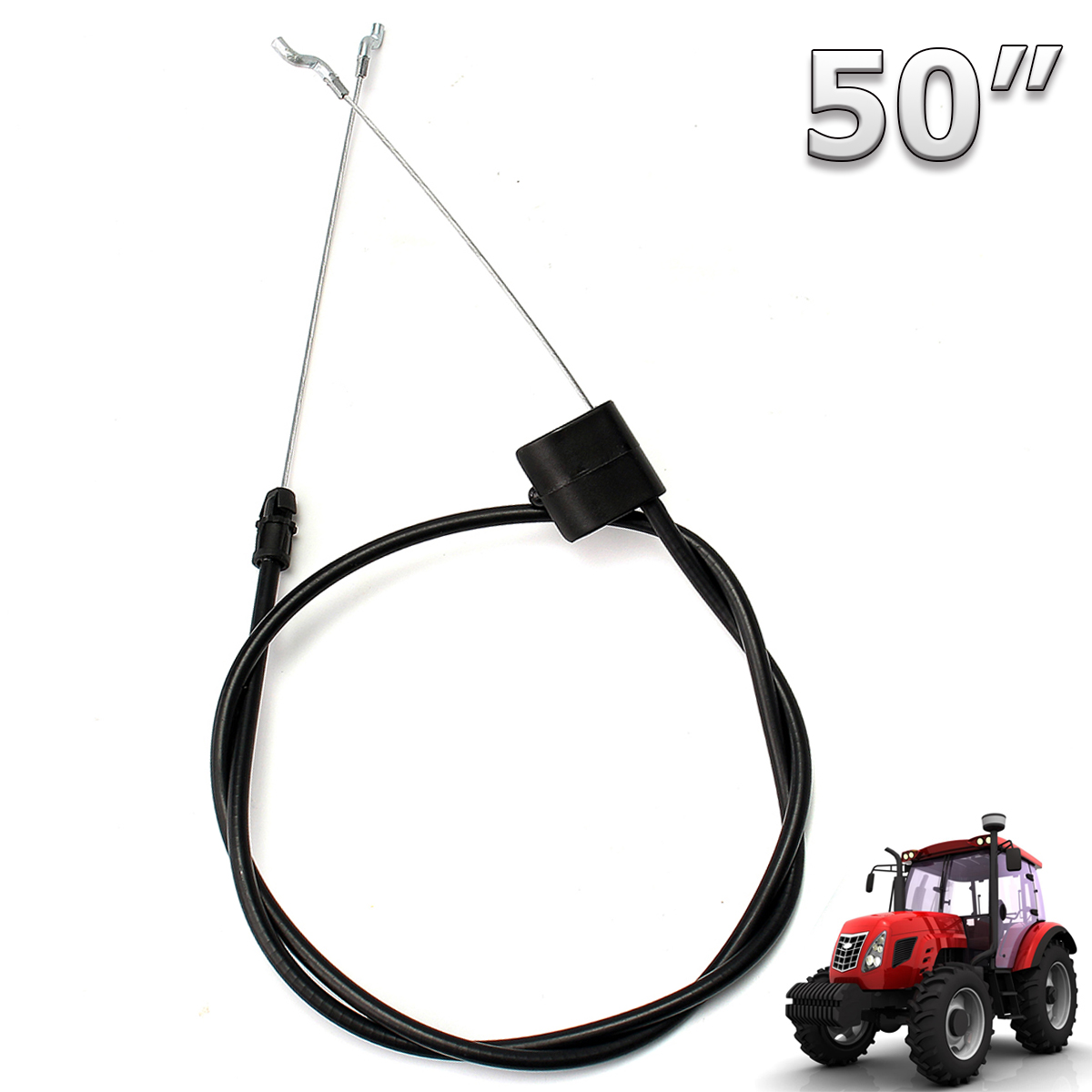 NEW 50inch Home Garden Tools Parts Lawn Mower Lawnmowers Throttle Pull Engine Zone Control Cable For MTD Push Mowers