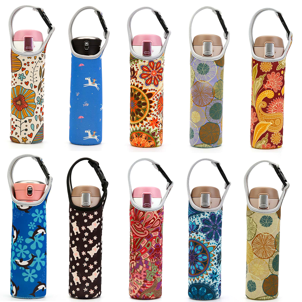 2019 New Sport Water Bottle Cover Portable Insulator Sleeve Bag Case Pouch For 550ML Professional Factory Price Drop Shipping