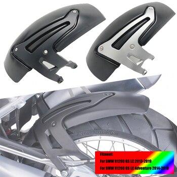 Guardabarros trasero negro plateado para motocicleta BMW R 1200 GS LC Adventure 2013-2019 para BMW R1200GS