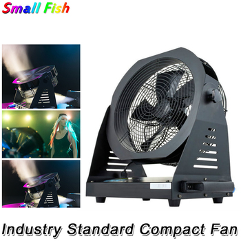 4XLot Stage Lighting Effect Powerful 200W Industry - Standard Compact Fan Metal Housing DMX Special Effects For Concerts Dj