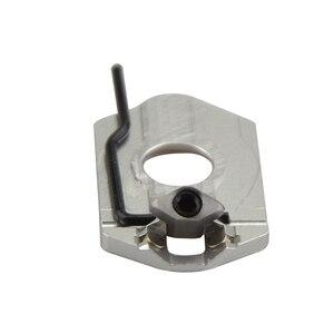 Image 2 - 1 ピース/ロット新ステンレス鋼磁気アローレストアーチェリー右手と左手後ろに反らす弓弓アクセサリー送料無料