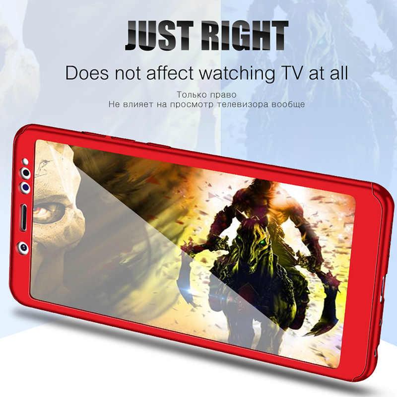 360 volle Abdeckung Telefon Fall Für Samsung Galaxy A3 A5 A7 A8 J1 J2 J3 J5 J7 ACE Prime 2015 2016 2017 schutzhülle Zurück Abdeckung Fall
