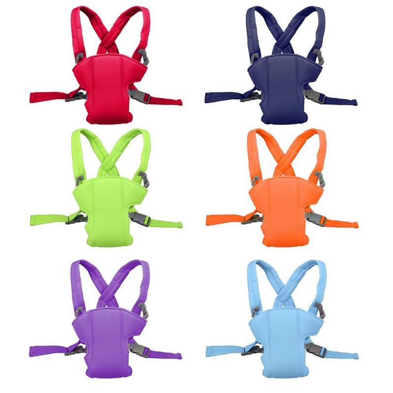 Breathable Front Back Baby Carriers Infant Comfortable Sling Backpack Pouch Wrap Extra Wide and Thick V shaped Shoulder Strap Backpacks & Carriers     - title=