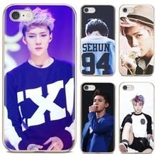 Для Samsung Galaxy A12 A31 A41 A51 A71 A20e A21s M30 A10 A30 A40 A50 A60 A70 Силиконовые чехлы о SeHun EXO-K EXO команда в Корейском стиле