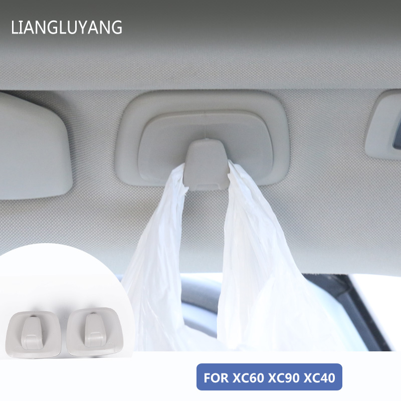 For Volvo XC60 XC90 XC40 Car Hanger Hook Rear Row Defect Modification Special Hook