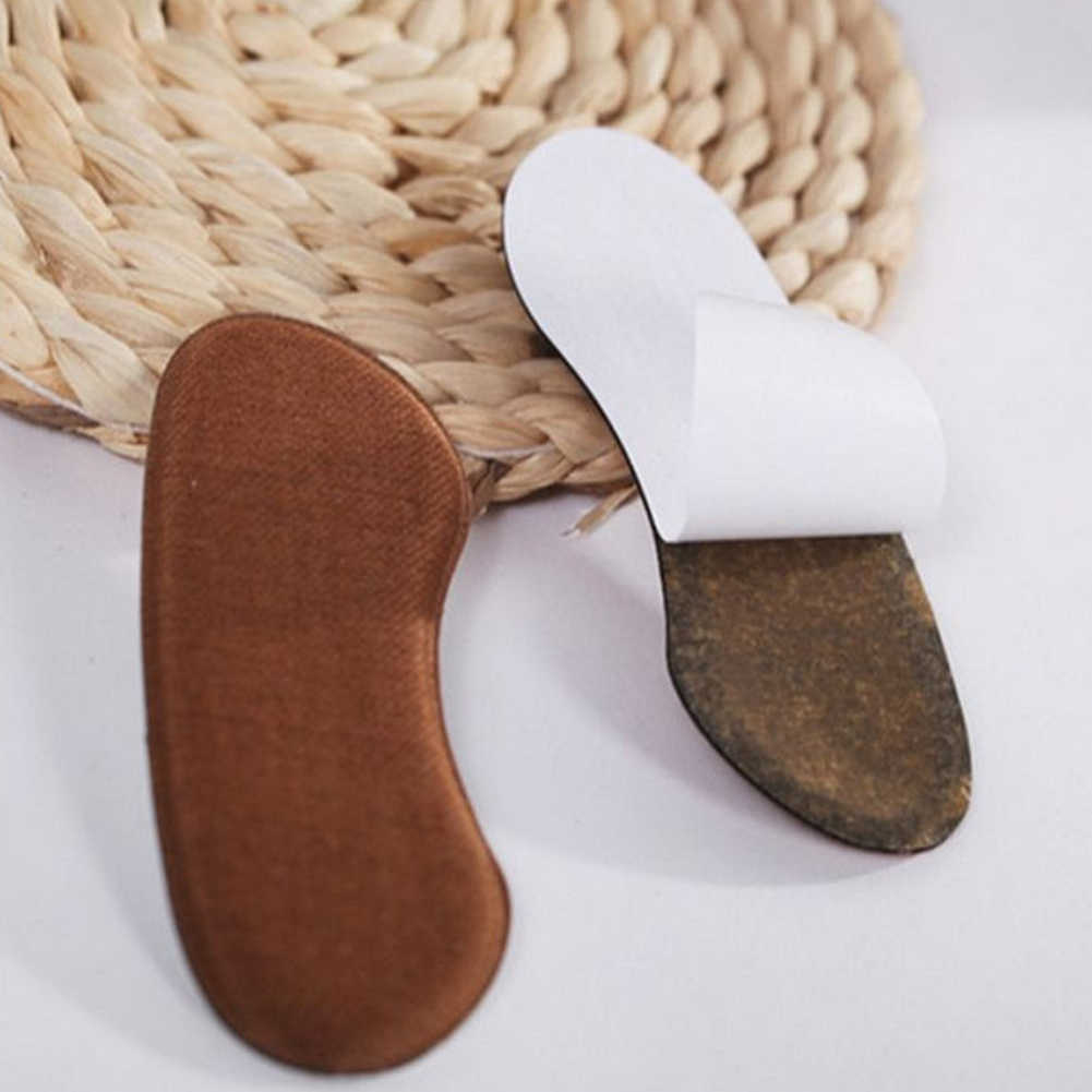 Chất Lượng cao Bọt Biển Vô Hình Lưng Gót Chân Cao Gót Giày Bám Dính Lót Chăm Sóc Chân Đệm Chèn Miếng Đế Lót Cách Nhiệt