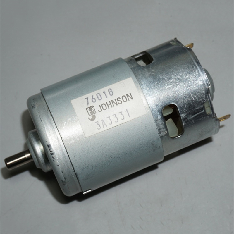 JOHNSON RS-385 Motor DC 12V-24V 13600RPM Large Torque Dual Shaft With PCB Board
