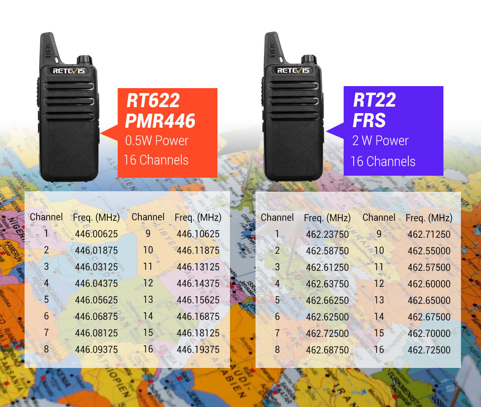 PMR446 Walkie 10 Discount 4