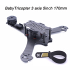 BabyTricopter 3 axis...