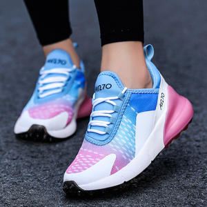 Image 4 - Женская спортивная обувь Basket Femme; Дышащие повседневные вулканизированные кроссовки; Женские кроссовки высокого качества; Удобная обувь; Zapatillas Mujer Deportiva
