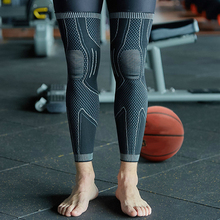 1 Pair Leg Sleeves Compression Warmers Socks Cycling Long Knee Support Protector Guard for Running Bike Bicycle Sports