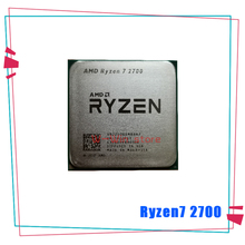 Amd Ryzen 7 2700 R7 2700 3.2 Ghz Acht-Core Sinteen-Draad 16M 65W Cpu Processor socket AM4