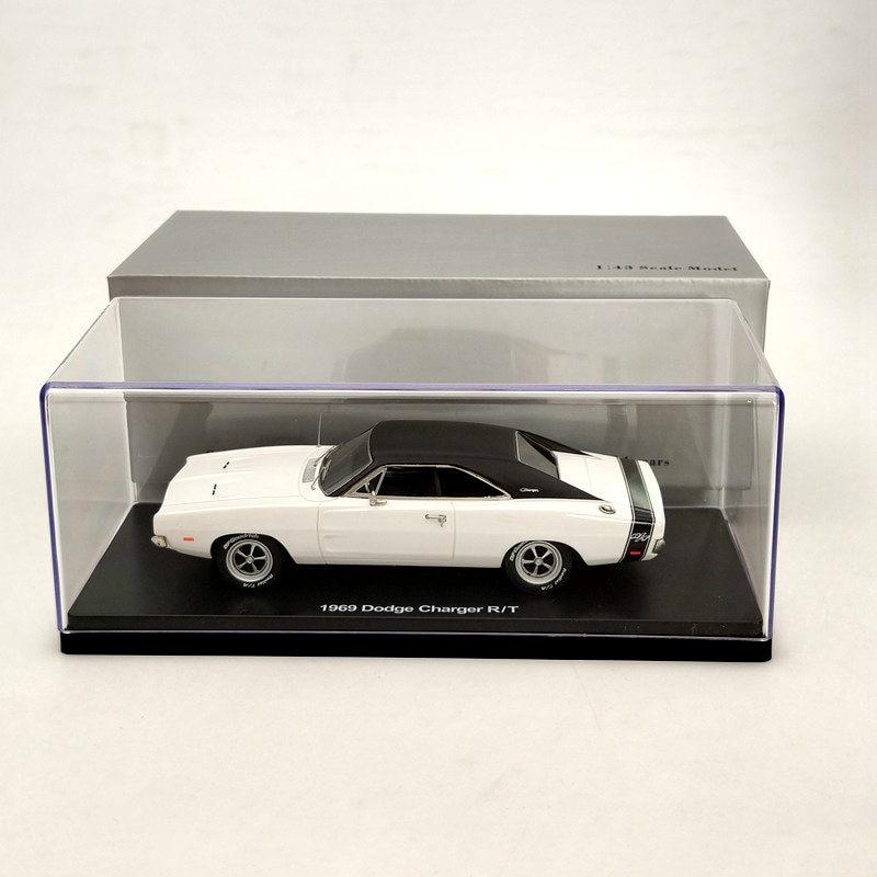 blue /& white 1:43 1969 DODGE CHARGER R//T SE Resin Limited Models