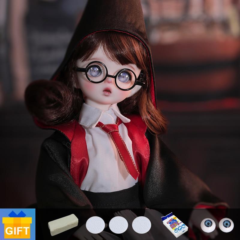 Shuga Fairy Obel BJD Doll 1/6 Girls Boys YOSD Ball Jointed Doll Resin Toys for Kids Anime Figures Gift For Children