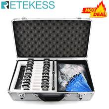 RETEKESS T130 Wireless Tour Guide System For Museum Church Translation Factory Training Government Meeting Cycling Tour