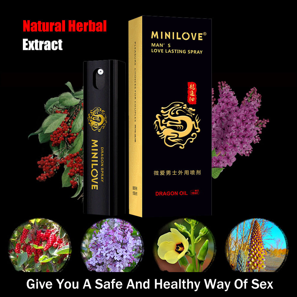 MINILOVE® Natural Ejaculation Delay Spray