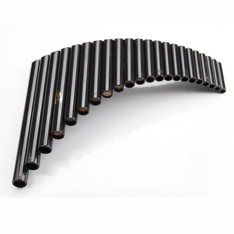 Уу панфлейта 22 трубы АБС пластик G ключ флейта музыкальные инструменты 7 видов