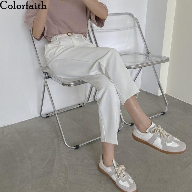 Elegant Office Lady Pants 3