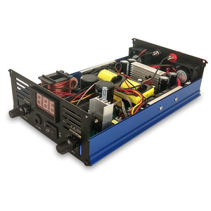 Image 3 - SUSAN 1030SMP LCD عرض 4 النواة ايفي السلطة العاكس 2500W مع تردد تعديل 12V الداعم سيارة تحويل الطاقة