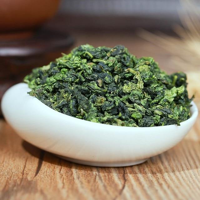 אולונג תה יופי משקל אובדן להורדת לחץ דם הרים גבוהים אולונג תה הסיני טרי תה ירוק
