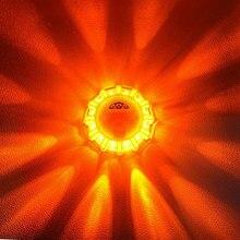 Warning-Light Beacon Flashing Roadside Emergency-Disc LED