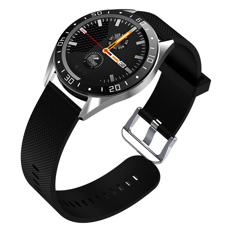 GW15-1.195 Montre intelligente IP68, montre de Fitness