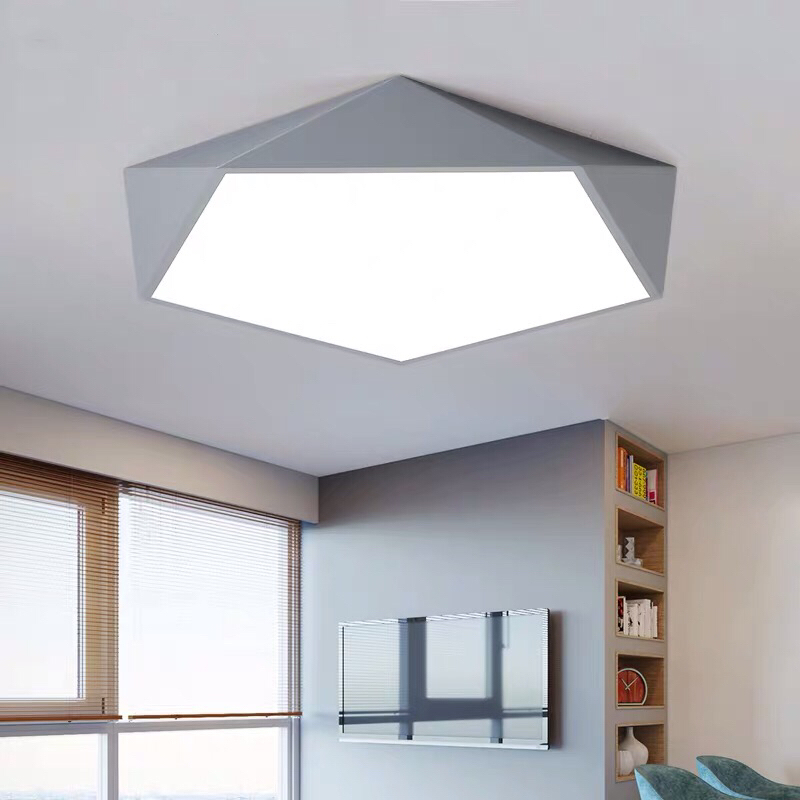 Image 2 - Ceiling Lights Modern Lamp Nordic Simple Bedroom Living Room Lighting Lixtures for Childrens Room Lighting Kitchen StudyCeiling Lights   -