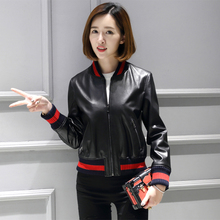Baseball Genuine-Leather Real-Sheepskin Jacket.fashion Slim Brand Star New.spring Coat.quality-Sales