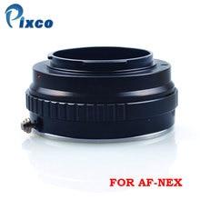 цены на Pixco MA-NEX Lens Adapter Suit For Sony Minolta MA Lens to Sony E Mount NEX Camera  в интернет-магазинах