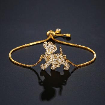 Dog Lovel Charm Bracelets   1