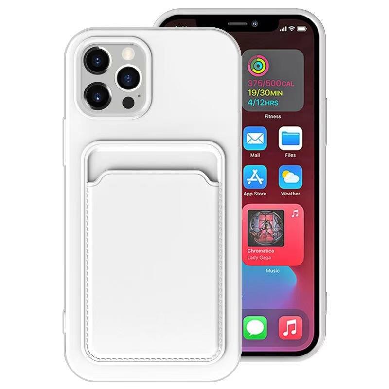 H54fee56780f94583b8884fbebbc630917 Capinha carteira case telefone iphone 12 pro max mini se 2020 11 xs x xr 6 7 8 plus tpu carteira macia capa traseira à prova de choque coque novo