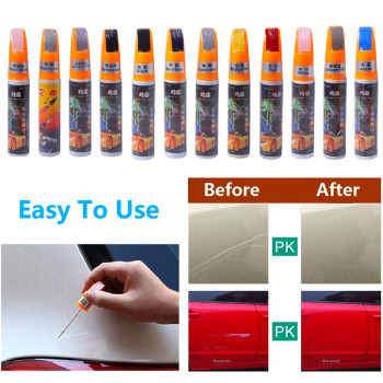 Car Scratch Repair Pen Coat Paint Clear Repair for Subaru VIZIV-2 Exiga Tribeca G4e B9 R1 Pleo Baja B5-TPH BRZ VIZIV-7 Levorg image