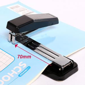 Rotating-Stapler Office-Accessories Paper-Binding School for 360-Degree Portable