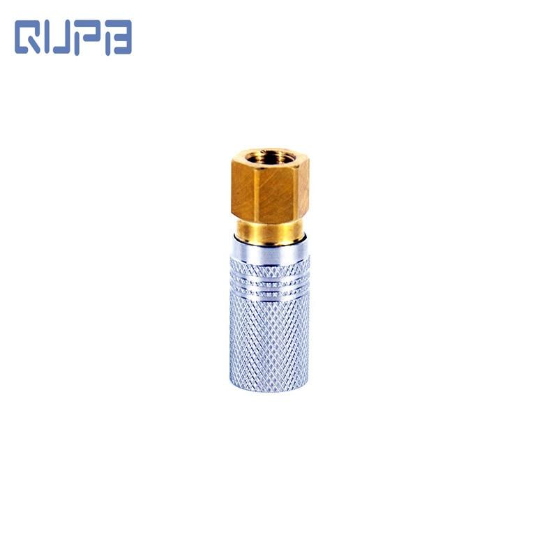 Paintball  Extended Quick Coupler Socket PCP Long QC 1/8BSP 1/8NPT