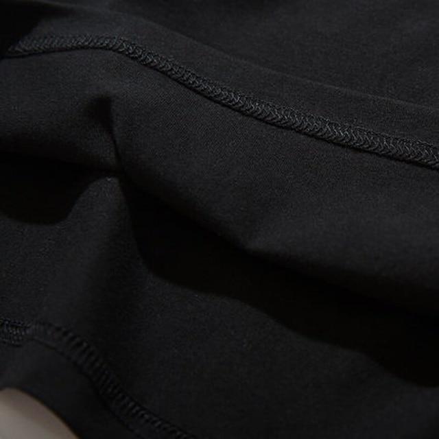 JoJo's Bizarre Adventure Kira Yoshikage Print Anime Cotton T-shirt Harajuku Streetwear Grunge Aesthetic Short Sleeve Tshirts 2
