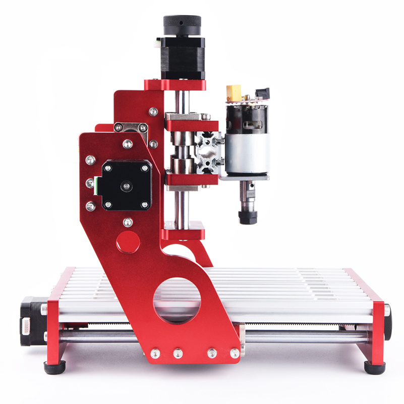 CNC MACHINE cnc 1419 metal engraving cutting machine aluminum copper wood pvc pcb Carving machine cnc router in Wood Routers from Tools