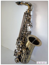 free shipping bronze alto saxophone with colorful and high material alto alto alto ts115w
